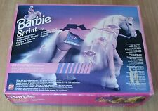 BARBIE #11550 - SPRINT HORSE - 1994 MATTEL - NUOVO - SEALED