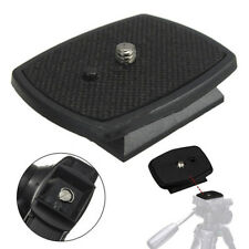 Tripod Quick Release Plate Screw Adapter Mount Head For SLR DSLR Camera Newly