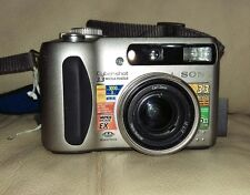 SONY DSC-S75 CARL ZEISS LENS MPEG MOVIEPLEX VIZIO SONNAR AS IS VERY GOOD COND.