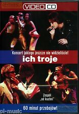 VCD - ICH TROJE - KONCERT / Video CD