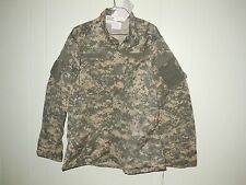 US Military BDU Mens Jacket Combat Uniform ACU Digital Camo Large/Long