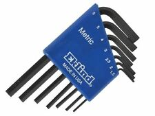 Eklind - Hexagon Key Short Arm Set of 7 Metric (1.5-6mm) - REK10507
