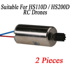 Holy Stone Original Motor HS110D ,HS200D RC Quadcopter Clockwise Anti-Clockwise