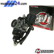 Sport Tuning Vergaser Naraku 17,5mm Piaggio NRG 50 MC2 MC3 Power Quartz TPH 50
