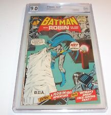 Batman #240 - Graded VF/NM 9.0 - 1972 DC Bronze Age Issue (Neal Adams cover)