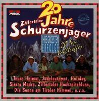 Zillertaler Schürzenjäger 20 Jahre [CD]