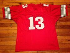 vintage ohio state jersey Head Master Campus Wear Eddie George Rare Big 10 L