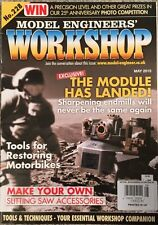 Model Engineers Workshop This Module Has Landed May 2015 FREE SHIPPING