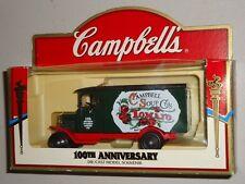 Campbell's Soup Co. 100th Anniversary Die Cast Model TRUCK souvenir w/Box