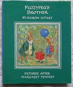 Fuzzypeg's Brother (Little Grey Rabbit Library) by Uttley, Alison Hardback Book