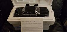 WCPD 1962 Chevy Impala SS Black on black hdtp West Coast Precision Diecast #203