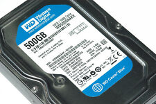 Western Digital 500GB,Internal,7200 RPM,3.5inch (WD5000AAKX) Hard Drive