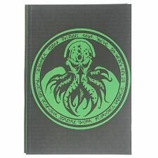 A5 Cthulhu Book Notebook or Sketch pad