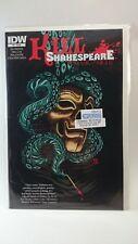 Kill Shakespeare the Mask of Night #1 comic book Vol.4 McCreery NEW NIP