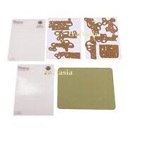 Cuttlebug 2003550 Anna Griffin Terrific Titles Cutting Dies & Folders Set
