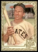 2019 Topps Allen and Ginter Gold Border #88 Ralph Kiner