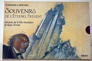 Schuiten & Peeters: Souvenirs de l'eternel present. Editions Arboris, 1993 (ltd)