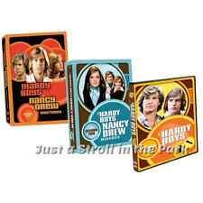 The Hardy Boys Nancy Drew Mysteries Complete Series Seasons 1 2 3 Box/DVD Set(s)