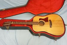 Rare Vintage 1981 Taylor 550 12 String Acoustic Guitar Lemon Grove Era