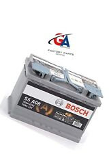 Batteria Auto Bosch S5A08 Start&Stop AGM 0092S5A080 12v 70Ah 760A VW Audi Varta