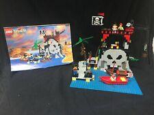 Lego Set 6279 Pirates - Skull Island (1995)