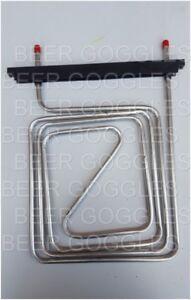 "4.8 m Large Beer Cooler Coil - 3/8"" for Pub Cooler or Home Brew Wort - PACK x 5"