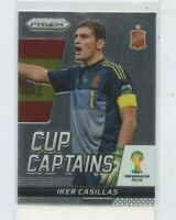 IKER CASILLAS 2014 Panini Prizm World Cup Soccer Cup Captains #14 Insert