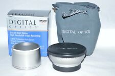 Digital Optics 0.45X Prof. Auto Focus Wide Angle Lens with Fuji Adpt. (LN-13)
