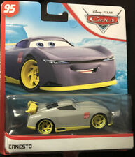 2020 Disney Pixar Cars ERNESTO Rust-Eze Racing Center Series  NEW