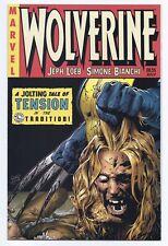 Marvel Wolverine #55 Greg Land Crime SuspenStories #22 EC Homage Variant Cover