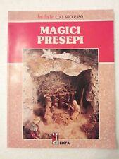 Magici Presepi fai da te con successo anno 1993