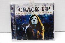 From the Ground by Crack Up  Audio CD