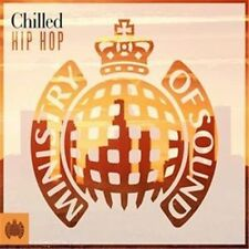 Ministry Of Sound Chilled Hip Hop BRAND NEW SEALED 2 CD