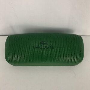 LACOSTE Green Eyeglass Glasses Case
