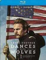 Dances with Wolves Blu-ray Disc+HD - Kevin Costner, Mary McDonnell - NEW SEALED