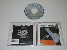 TOSHIKO/AT THE TOP OF THE PUERTA(DENON 32C38-7874) CD ÁLBUM