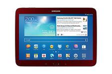 Samsung Galaxy Tab 2 GT-P5110 16GB, Wi-Fi, 10.1in - Red