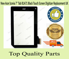 New Acer Iconia 7 inch Tab B1A71 Black Touch Screen Digitizer Replacement UK