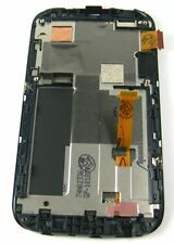 Full LCD Display+Touch Screen Digitizer+Frame For HTC Desire X T328E~Blue