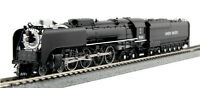 Kato 12605-2 UP (Union Pacific) FEF-3 Steam Locomotive #844 (Black) (N scale)