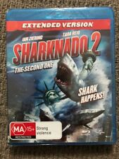 Sharknado 2 - The Second One (Blu-ray, 2014) NEVER PLAYED & STILL SEALED