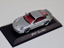 1/43 Minichamps Porsche 911 Turbo Silver from Porsche Turbo set