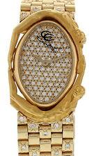 Ladies Carrera Y Carrera Adam & Eve 18k Yellow Gold & Diamond Watch