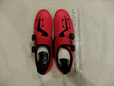 Fizik Road R1 Infinito 44/ 10.25 Men's Road Cycling Shoe Red/Black