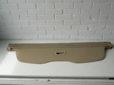 VW Touareg Retractable Luggage Cover Cream Beige