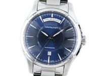 HAMILTON Men's Jazz Master Day Date H32505141 SS Automatic from Japan [a0812]