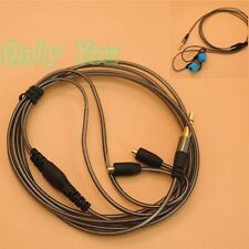 Earphone Audio Cable Replacement Wire for MMCX Headphone UE900 for WESTONE Shure