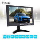 "10"" HD TFT LCD Display Screen CCTV HDMI/VGA/DC Surveillance PC Monitor 1280x800"