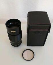 Vivitar Auto Telephoto Lens 200mm 200 mm 1:3.5 3.5 Objektiv - Minolta MD