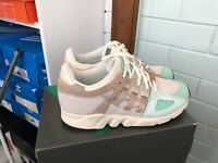 "Sneakersnstuff x adidas Originals EQT Running Guidance 93 ""Malt"" US7.5"